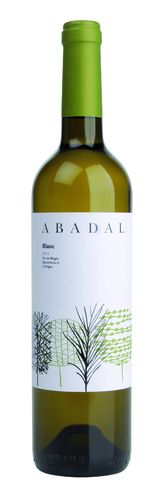 2015 Abadal Blanco Pla de Bages DO Abadal
