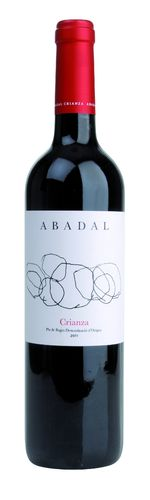 2013 Crianza Pla de Bages DO Abadal