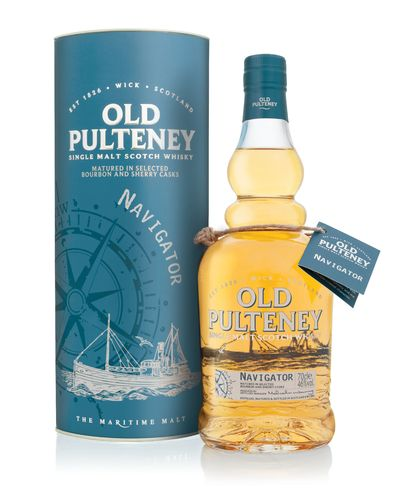 Old Pulteney Navigator 70 cl 46% Vol.