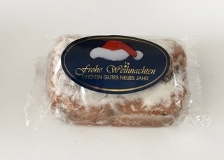 Super Mini Christstollen Concorde 80 g