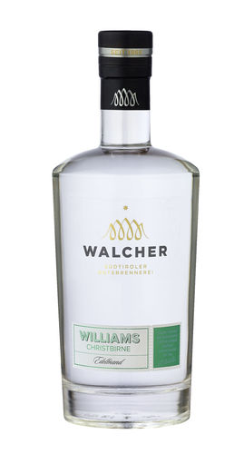 Williams Christ-Birnenbrand Edelbrand Walcher 700 ml 40% vol.