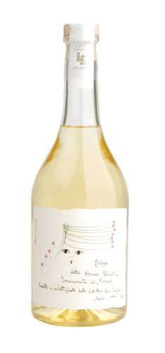 Grappa Moscato Romano Levi 40% Vol. 0,7 l in 1er Geschenkpackung