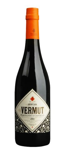 Vermut Sherry Cask Jeréz DO 0,7 l
