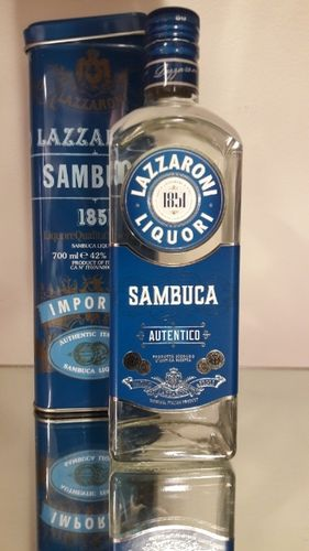 Sambuca Autentico Lazzaroni 42% Vol 700 ml