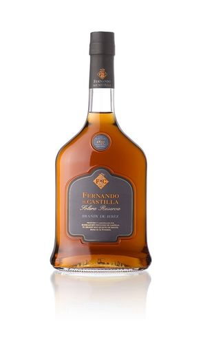 Brandy de Jerez DO Solera Reserva 0,7 L 36% Vol