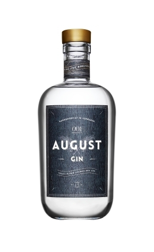 London Dry Gin August Gin