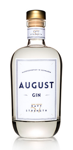 Navy Strength August Gin
