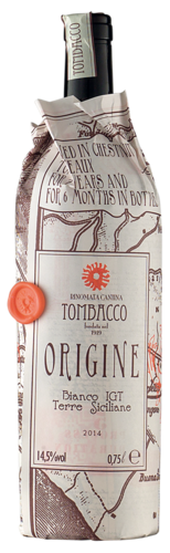 Origine Orange Wine Tombacco