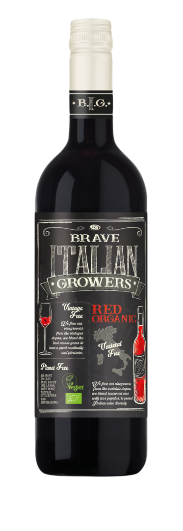 Rosso Brave Italian Growers