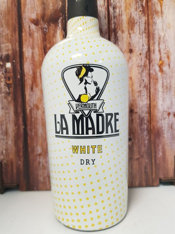 Vermouth La Madre White Dry