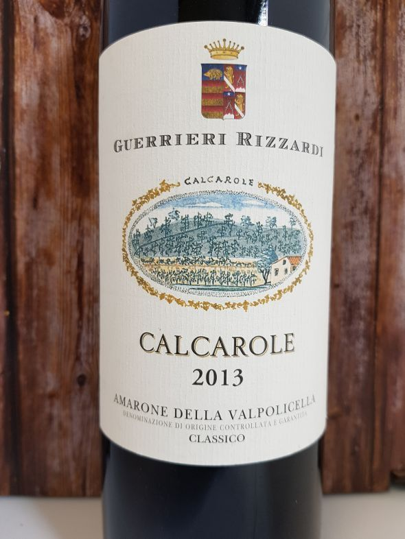 Calcarole Amarone Guerrieri Rizzardi